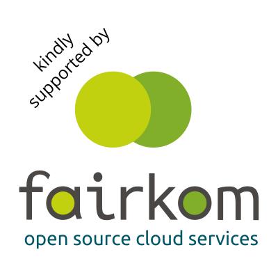 supported by fairkom