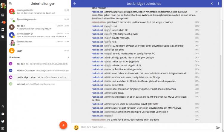 Chatservice Der Dritten Generation In Planung Fairkom